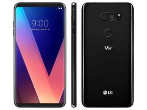 LG V30+ PLUS 128GB  LS998 Unlocked  Android Smartphone - Aurora Black