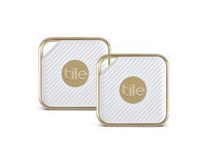 Tile Style EC-11002 Key Finder. Phone Finder. Anything Finder - 2-pack, Gold