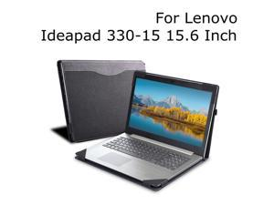Case For Lenovo Ideapad 330 330-15 15.6 inch Laptop Cover Sleeve Case PU Leather Protective Notebook Cover Bag For 15.6'' Lenovo Ideapad 330-15IKB