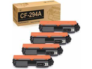 4PK CF294A 94A Toner Cartridge for HP LaserJet Pro M118dw MFP M148dw M148fdw