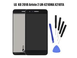 LCD Touch Screen Digitizer Replacement For LG Zone 4 X210VPP | LG Aristo 2 X210M