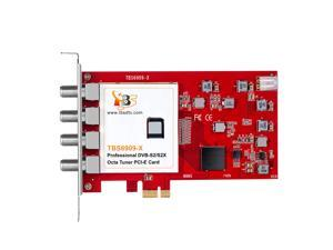 TBS6909-X DVB-S2/S2X Octa Tuner PCIe Card