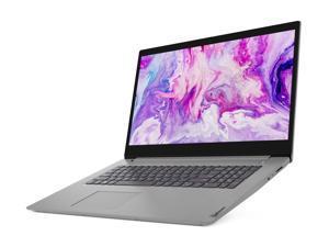 "Lenovo IdeaPad 3 17.3"" Customized Laptop   10th Gen Quad-Core Intel Core i5-1035G1   16GB DDR4 RAM 512GB  SSD   HD+   Webcam   WIFI   Bluetooth   Windows 10   Grey"