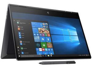 "HP Envy x360 15.6"" Touchscreen 2-in-1 Customized Laptop | 8-Core AMD Ryzen 7 4700U(Beat i7-8550U) | 32GB DDR4 RAM 1024GB  SSD | FHD Display | Fingerprint | Backlit Keyboard | Windows 10 | Black"