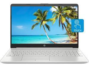 "HP 15.6"" Full HD Touch-Screen Custmized Laptop | AMD 8-Core Ryzen 7 5700U (Beats i7-10875H) | WiFi 6 |32GB DDR4 RAM 1024GB  SSD | Long-lasting battery life | Windows 10 Home | Silver"