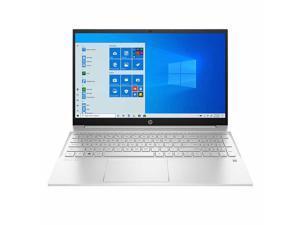 "HP Pavilion 15.6"" IPS FHD Touchscreen Customized Laptop | 8-Core AMD Ryzen 7 5700U(Beats Intel i7-1065G7) |16GB DDR4 RAM 256GB  SSD | Backlit KB | WiFi 6 | Windows 10 | Silver"