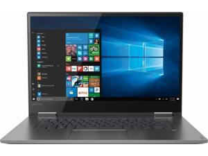 "Lenovo Yoga 730 2-in-1 15.6"" FHD IPS Touchscreen Flagship Laptop Intel 8th Gen i7-8550U Backlit Keyboard Fingerprint Reader  16GB RAM 1024GB SSD Upgradable upto 16GB RAM 1TB SSD Windows 10 Iron Gray"