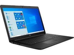"HP 17.3"" HD+ Customized Laptop | Quad-Core Intel Core i5-8265U Mobile Processor | 12GB RAM 256GB SSD | DVD-RW | HDMI | Wifi | Bluetooth | Windows 10 Black"