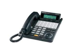 panasonic kxt7453 phone black