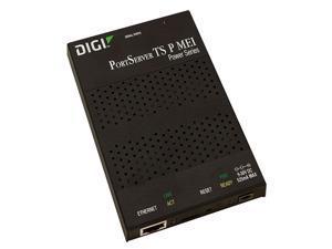DIGI INTERNATIONAL 70001992 DIGI PORTSERVER TS 2 P MEI, 2 PORT RS-232/422/485 POWERED SERIAL TO ETHERNET DEV