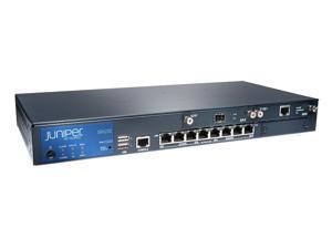Juniper Networks SRX220H-POE SRX-Series 8-Ports 1000Base-T 1U Rack Services Gateway