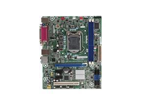 New Intel DH61BE BLKDH61BEB3, LGA 1155, Micro ATX, Bulk with accessories