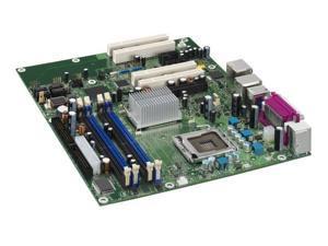 Intel BLKD945GNTLKR D945GNTLKR 945G Socket-LGA775 Dual Core DDR2 Audio Video ATX Motherboard Without Accessories
