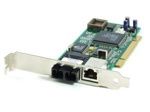 Allied Telesyn AT-2700FTX 10/100BTX 100BFX SC Fast PCI Fast Ethernet Adapter Card