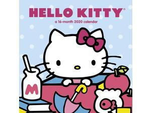 2020 Hello Kitty Wall Calendar (DDD6582820)