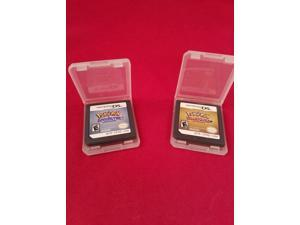 Pokemon HeartGold and SoulSilver Apollofactory DS 3DS, 2DS US Version