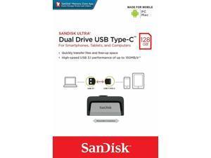 Ultra Dual Dvire OTG Type-C USB 32GB 64GB 128GB SDDDC2 Flash Pen Thumb