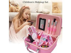Up Box Nontoxic Cosmetics Kit Toys Pretend Play Makeup Beauty Toys Christmas Gift Birthday Gift