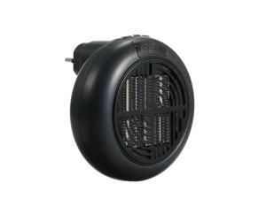 Portable Electric Heater for Household Heaters Heating Element Black US Plug