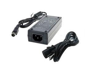 Globalsaving AC Adapter for Epson OmniLink TM-H6000V Multifunction POS Printer Power Supply Cord Cable Charger