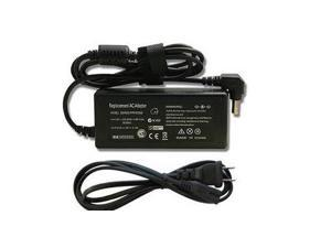"""Globalsaving AC Adapter for ASUS 27"""" inch VG279Q VZ279HE Desktop Monitor Power Supply Cord Cable Charger"""