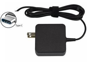 Globalsaving USB C power supply AC adapter for Lenovo ThinkPad E15 E14 , ThinkPad L13 Yoga , ThinkPad X1 Yoga 4th Gen laptop power cord cable charger