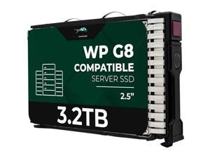 """WP 3.2TB SAS 12G 2.5"""" SSD for HP ProLiant Servers 