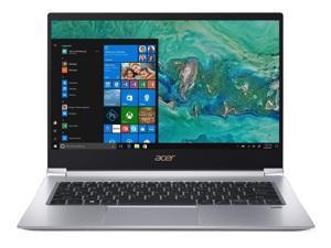 "Acer Swift 3 14"" FHD IPS Premium Laptop PC, Intel Quad-Core i5-8265U Upto 3.9GHz, 8GB RAM, 1TB SSD, Backlit Keyboard, USB-C, HDMI, Bluetooth, GbE Lan, Windows 10 Home, Silver"