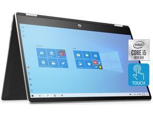 "2020 HP Pavilion X360 15.6"" HD Touchscreen Premium 2-in-1 Laptop, 10th Gen Intel Core i5-10210U Quad-Core, 16GB RAM, 512GB PCIe SSD, USB-C, Card Reader, HDMI, WIFI, Bluetooth, Windows 10 Home, Silver"