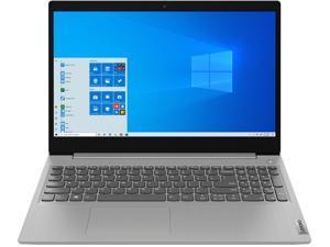 "Newest Lenovo IdeaPad 3 15.6"" HD Touchscreen Premium Laptop, 10th Gen Intel Quad-Core i5-1035G1 Upto 3.6 GHz, 12GB RAM, 512GB PCIe SSD, WIFI, HDMI, Bluetooth 5.0, Windows 10 Home, Gray"