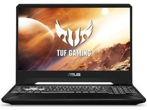 "Newest Asus TUF FX505DT 15.6"" IPS FHD Premium Gaming Laptop PC, AMD Ryzen 7 3750H, 16GB RAM, 1TB PCIe SSD Boot + 1TB HDD, NVIDIA GeForce GTX 1650 MaX-Q 4GB, RGB Backlit Keyboard, Windows 10, Black"