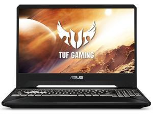 "Newest Asus TUF FX505GT 15.6"" FHD 144Hz IPS Gaming Laptop, 9th Gen Intel 6-Core i7-9750H, 8GB RAM, 512GB PCIe SSD, NVIDIA GeForce GTX 1650 4GB, RGB Keyboard, Windows 10 Home"