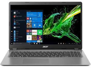 "Newest Acer Aspire 3 A315 15.6"" FHD Premium Laptop, 10th Gen Intel Quad-Core i5-1035G1 upto 3.6GHz, 8GB RAM, 256GB PCIe SSD, Bluetooth 5.0, WIFI, HDMI, Windows 10 Home, Gray"