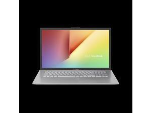 "ASUS VivoBook 17.3"" Customized Business Laptop   AMD Ryzen 3 3250U (Beat i5-7200U)   8GB DDR4 RAM 256GB  SSD   FHD NanoEdge Display   WIFI   Bluetooth   Win 10 Home   Transparent Silver"