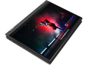 "2021 Lenovo IdeaPad Flex 5 14"" FHD IPS Multi-Touch Premium 2-in-1 Laptop, AMD 8-Core Ryzen 7 4700U (Beat i7-1065G7), 16GB RAM, 512GB PCIe SSD, Backlit Keyboard, Fingerprint Reader, Windows 10, Gray"
