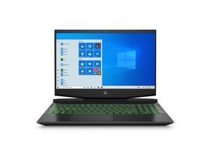 "2021 HP Pavilion 15.6"" FHD IPS Premium Gaming Laptop, 10th Gen Intel Quad-Core i5-10300H upto 4.5GHz, 8GB RAM, 256GB PCIe SSD Boot + 1TB HDD, NVIDIA GeForce GTX 1650 4GB, Backlit Keyboard, Windows 10"