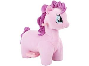 Huffy My Little Pony Pinkie Pie Plush Quad, 6 Volt