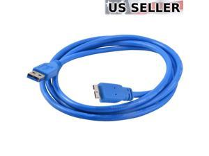 5FT Micro USB 3.0 Cable for  WD My Book External HDD Hard Drive