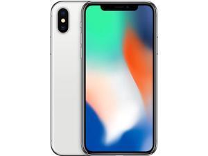 Apple iPhone X 256GB Silver (Verizon Unlocked) Grade B