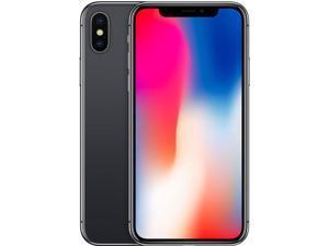 Apple iPhone X 64GB Space Gray (Unlocked) Grade B