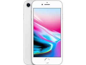 Apple iPhone 8 64GB Silver (Unlocked) Grade B+