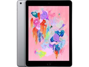 Apple iPad 6th Generation (2018) 128GB Space Gray (WiFi) Grade A