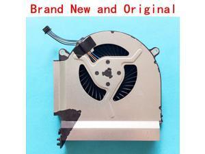 New laptop CPU cooling fan Cooler radiator Notebook Radiators for HP G37 OMEN 17 Service PN 857463-001 860525-001 17.3 cpu fan