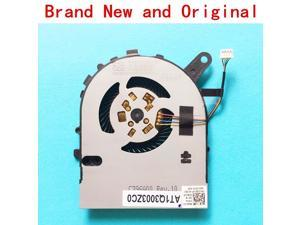 New laptop CPU cooling fan Cooler radiator for DELL inspiron 14-7472 14 7472