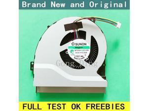 New laptop CPU cooling fan Cooler radiator Notebook for ASUS 4200 4710 Series SUNON MF75090V1-C570-S9A DC5V 2.25W EP YS K8C09W