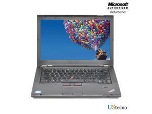 "Lenovo T430S Grade A 14.0"" Laptop Intel Core i7 3rd Gen 3520 (upto 3.60 GHz) 16GB memory 480GB SSD Windows10 Professional 64-Bit"
