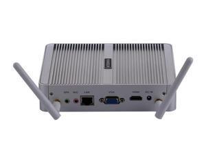HUNSN Fanless Mini PC, Desktop Computer, HTPC, Kodi Box, Intel Core I3 4020Y, Windows 10 Pro/Linux Ubuntu, BM03, AC WiFi2.4+5Ghz/BT4.0/VGA/HDMI/4USB3.0/2USB2.0/LAN, (4G RAM/64G SSD)