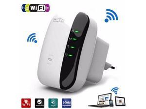 300Mbps Wifi Repeater Wireless-N 802.11 AP Router Extender Signal Booster  AU plug