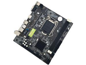 H81 Motherboard 1150 Intel Core 4 Generation USB3.0 SATA3.0 Motherboard with HDMI USB
