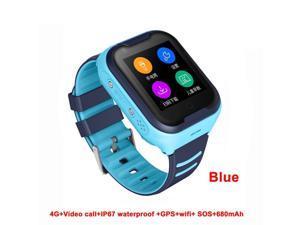 Waterproof 4G Kids Smart Watch Support Bluetooth Connect Style:European version